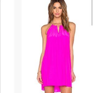 Amanda Upichard  Hot Pink Dress sz L